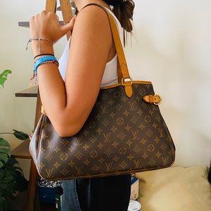Louis Vuitton Bags - LOUIS VUITTON Batignolles shoulder bag tote mono